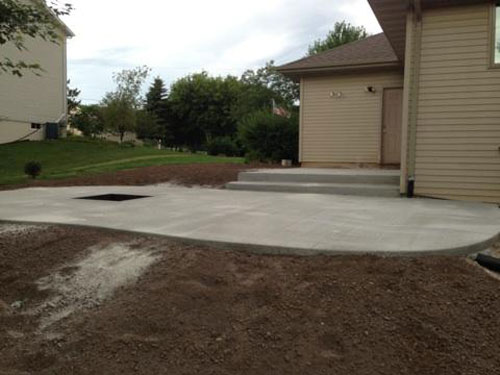 Concrete Contractor New Franken