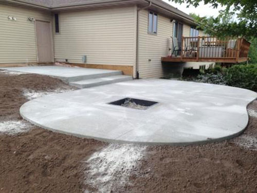 Concrete Contractor Redgranite