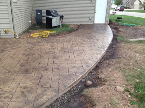 Concrete Contractor Greenville